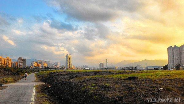 Taipei Xindian River Photography Romanticism 台北 新店溪 风光摄影 浪漫主义 Yalan雅岚 黑摄会
